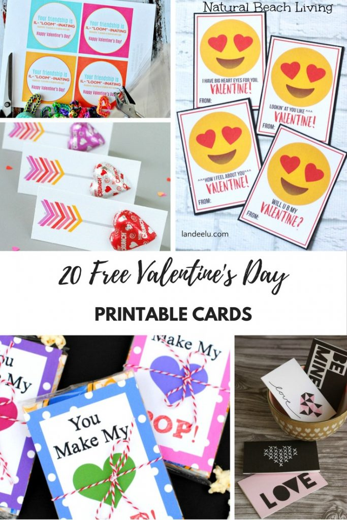 40 Free Valentine's Day Printable Cards That Make Everyone Happy, Today we are sharing over 40 Super Cool Free Valentine's Day Cards for Kids and Adults, Non-candy Valentine's Day ideas, Preschool Valentine Cards and Kid Valentine Cards