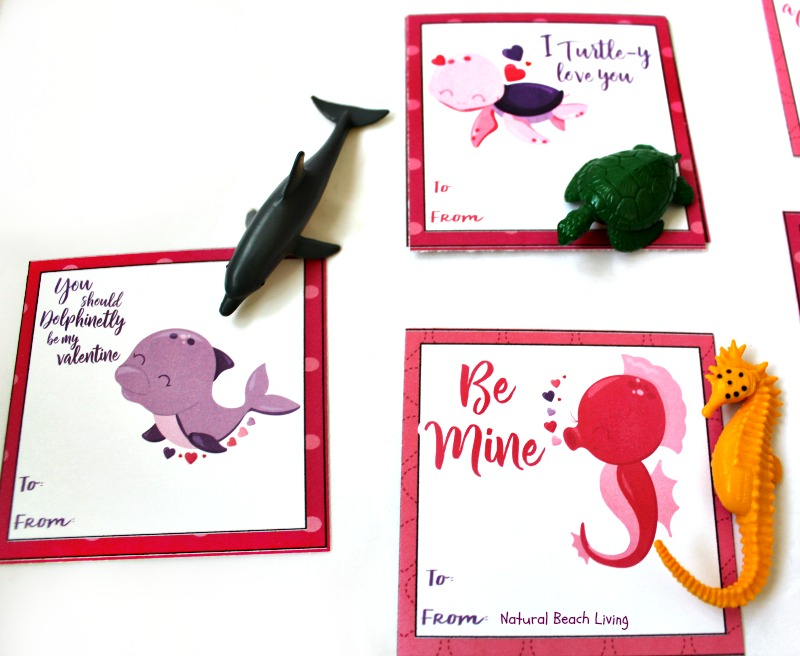 graphic about Printable Kid Valentines named Lovable Preschool Valentines Working day Playing cards (no cost printables