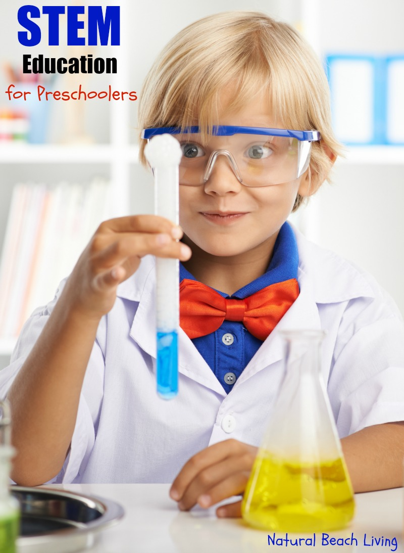 STEM Education for Preschoolers – STEM Activities and Printables