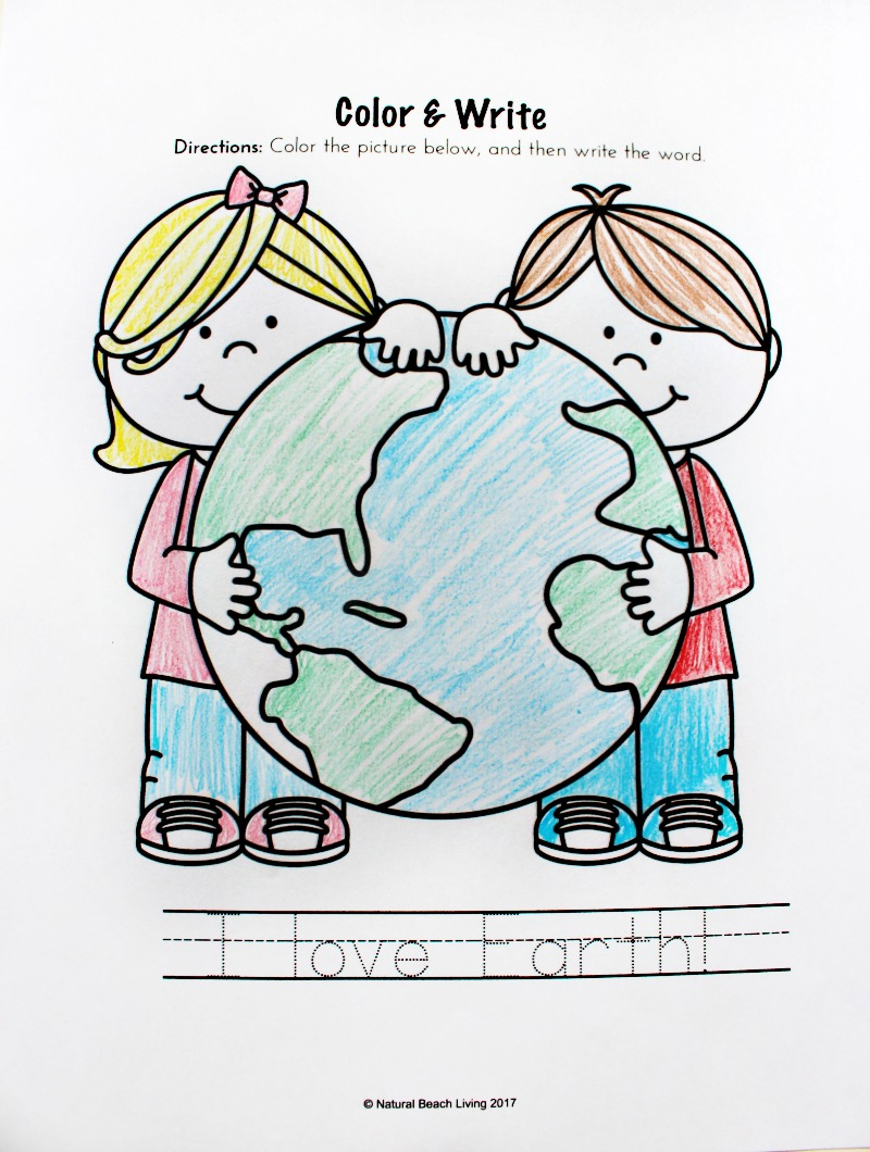 Earth Day Activities Preschool & Kindergarteners Love (Free ...