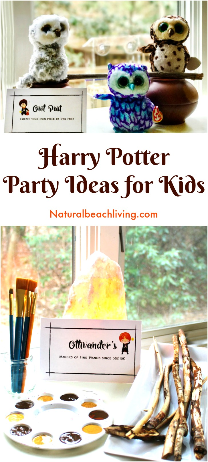 photo about Harry Potter Decorations Printable identified as The Least complicated Harry Potter Occasion Plans and Printables for Children