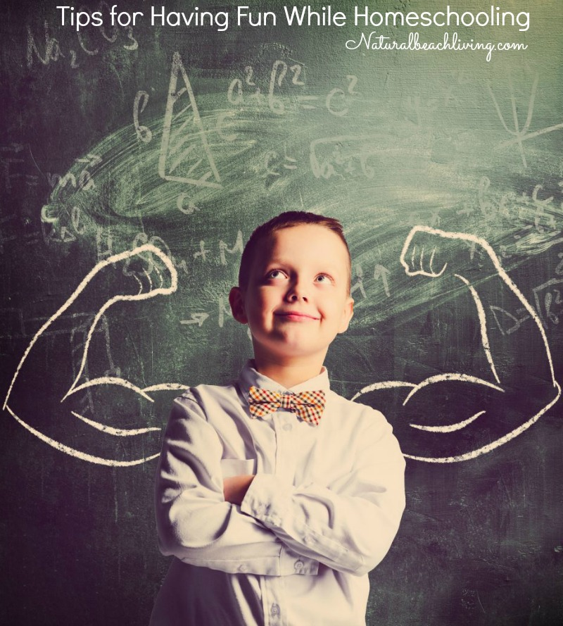 Tips for Helping Your Kids Have Fun While Homeschooling