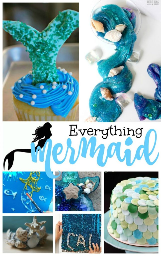 This mermaid art is so simple and fun to make! Have fun with a Mermaid Theme this summer and your preschooler will enjoy creating this beautiful mermaid art to display! Mermaid Stencil Art and craft idea for kids