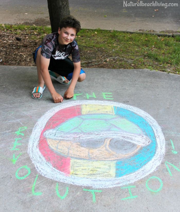 How to Make DIY Sidewalk Chalk Kids Will Love, Homemade Sidewalk Chalk Paint, Perfect Summer Activities for Kids, Makes a great Gift Idea, Pre-teen Craft
