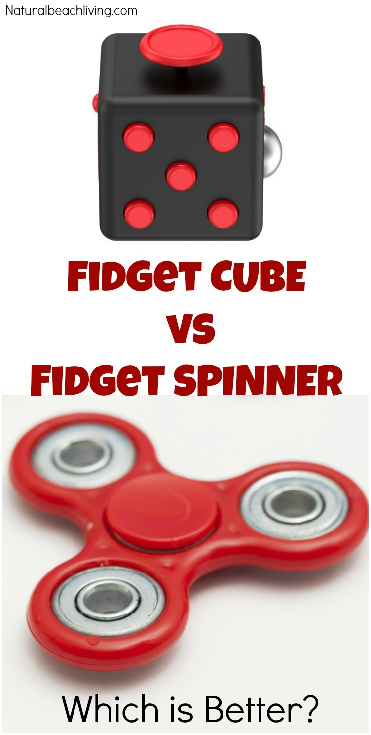 Fidget Spinner vs Fidget Cube Which is Better, Pros and cons of Fidget spinners and Fidget Cubes, anxiety, Autism, Fidgets, Fidget spinners good or bad
