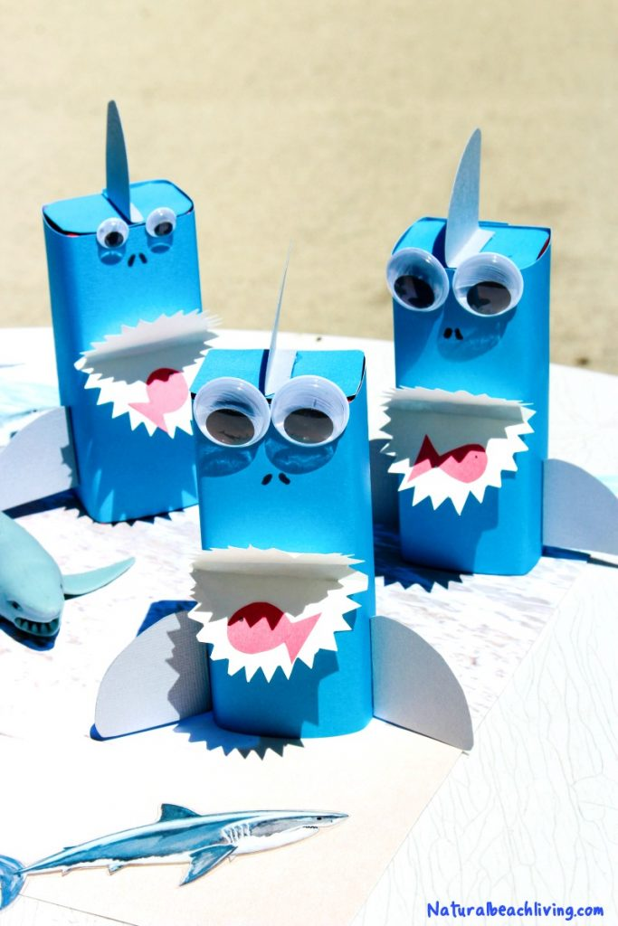 40+ Fun and Easy Fourth of July Preschool Crafts, you'll find Fourth of July Crafts, Shark crafts, Ice Cream Crafts, Ocean themed crafts, preschool handprint crafts, Preschool Summer Crafts, and so many more Fun Activities for the Month of July.