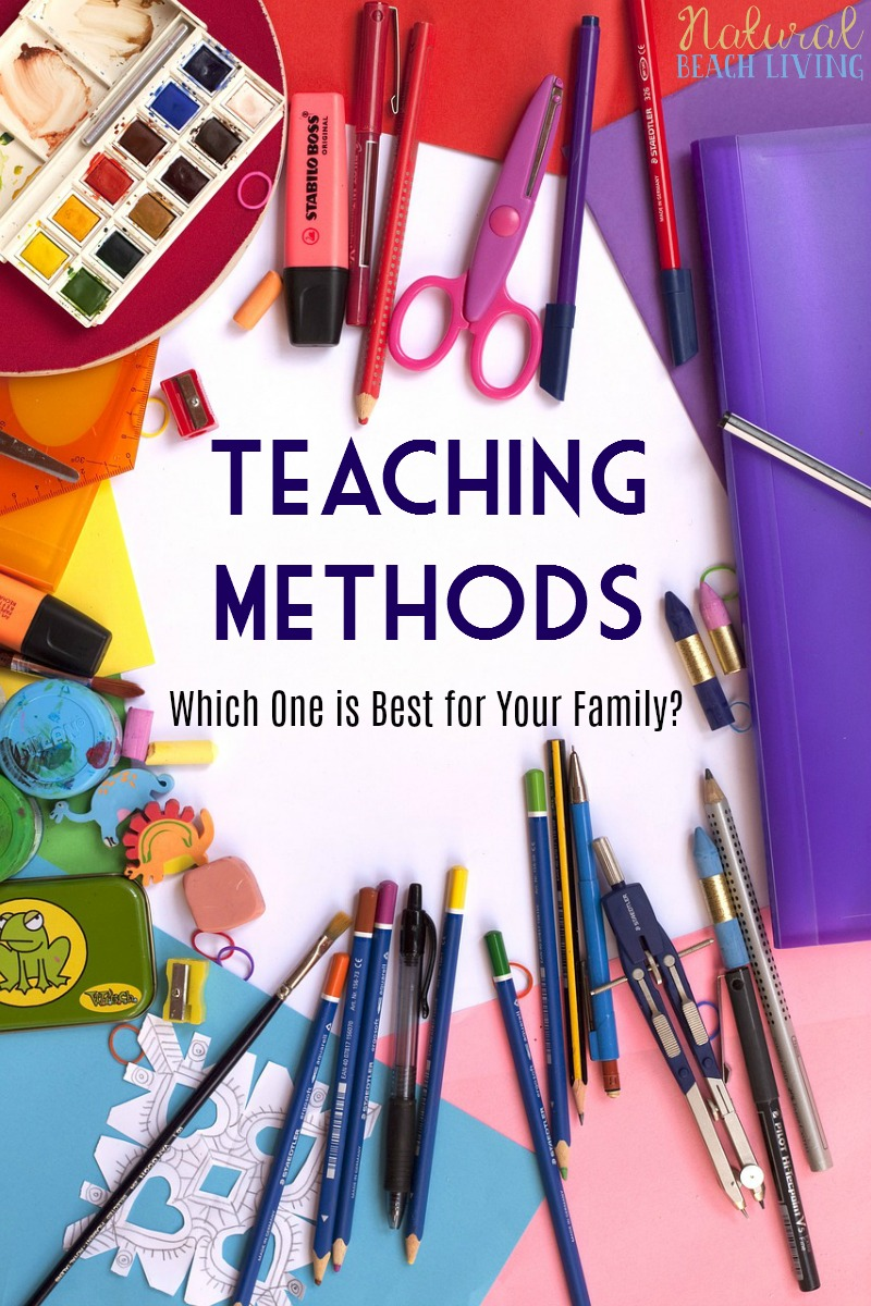 The Ultimate Guide to Homeschool Methods and Best Homeschooling Approaches, Learn about different Homeschooling styles and best homeschooling approaches, including Montessori, Unschooling, Waldorf, Charlotte Mason, Unit Studies, Classical education & more.