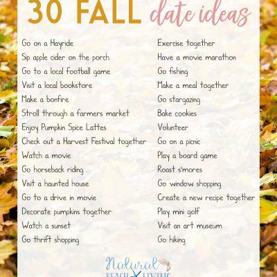 Fun Date Night Ideas for Fall
