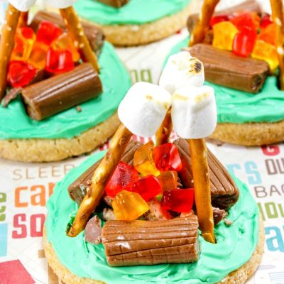 How to Make Campfire Cookies Everyone Will Love