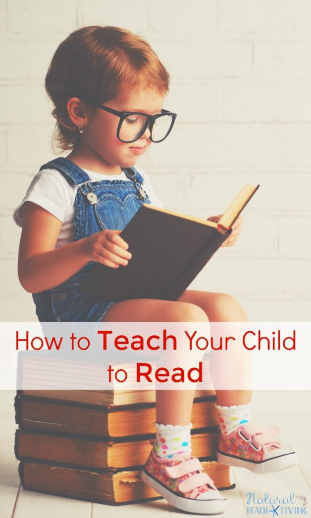 How to Teach your child to read, Teach Reading, Why reading is important