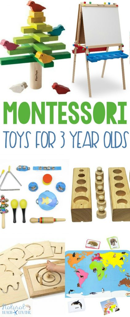 The Best Montessori Toys For 3 Year Olds Natural Beach Living