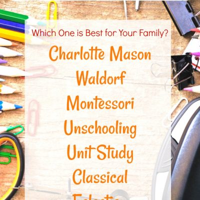 The Ultimate Guide to Homeschool Methods and Best Homeschooling Approaches