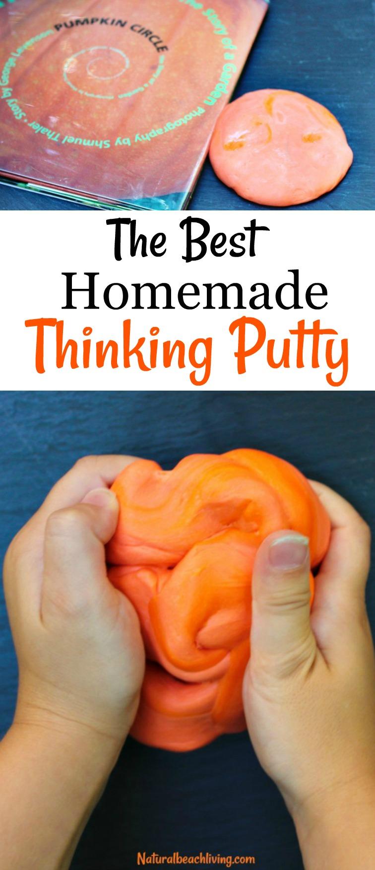 Halloween Putty – The Best DIY Putty for Halloween