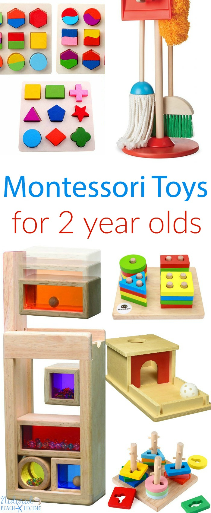 The Ultimate Guide for Best Montessori Toys 2 Year Olds