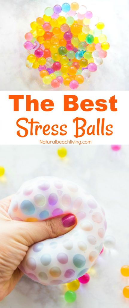 How to Make Stress Balls Everyone Loves