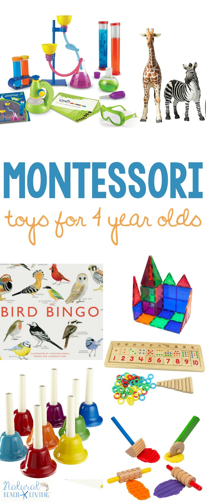 The Ultimate Guide for The Best Montessori Toys for 4 Year ...