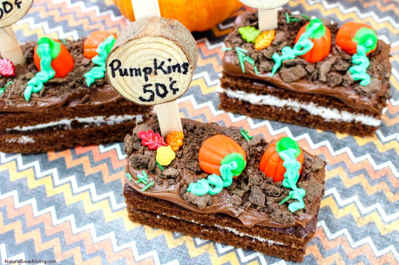 how to make easy pumpkin patch snacks these halloween snack ideas for kids are easy