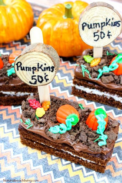 How to Make Pumpkin Patch Snacks – Halloween Snack Ideas for Kids