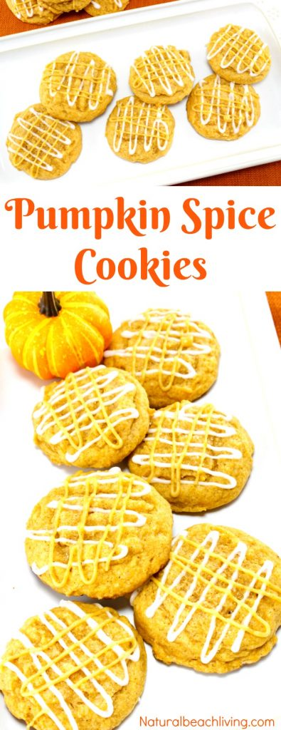 How to Make The Best Pumpkin Spice Sugar Cookies, Pumpkin Spice Recipe, Delicious Pumpkin Spice Cookies, Yummy Fall Recipes, Easy Pumpkin Spice Cookies