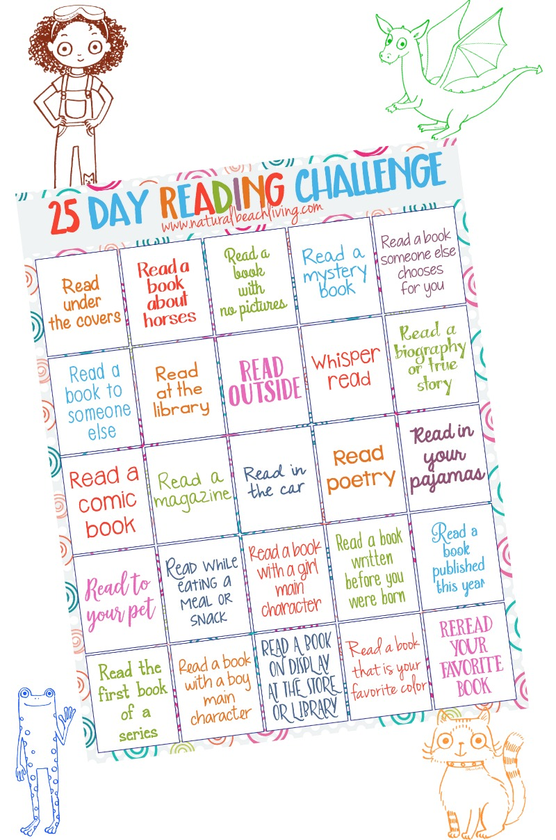 March Reading Challenge Ideas. I packed this months Reading Challenge with GREAT books inspired by St. Patrick's Day, Books about Dragons, Friendship and Geography for kids and adults. Reading New Books and Genres all month long, Importance of Reading