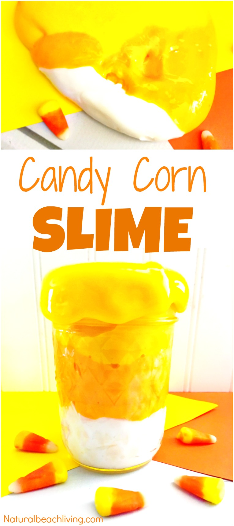 25+ Halloween Slime Ideas Kids Will Love - Natural Beach Living