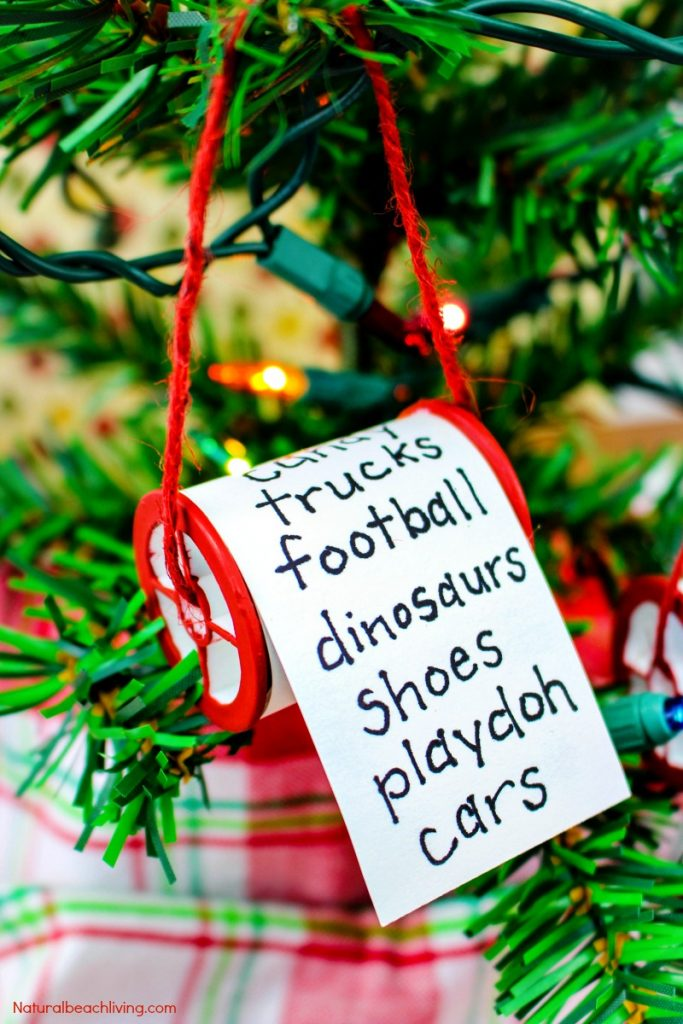 Easy Christmas Ornaments Kids Make