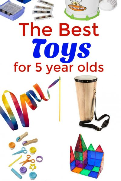 The Best Montessori Toys for 5 Year Olds