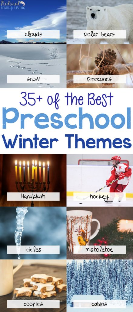 35+ Best Winter Preschool Themes, Preschool lesson plans, Preschool activities, and printables. Perfect for weekly or monthly themed learning and winter unit studies. You'll find Preschool book lists, preschool activities, Winter art and crafts for kids. Winter themes for preschool which include winter animals, winter science, STEM ideas, Slime recipes and more.