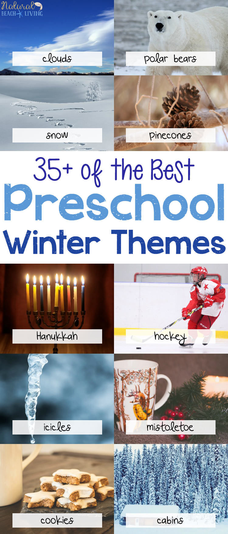 January Preschool Themes with Lesson Plans and Preschool Activities, Preschoolers will enjoy these fun hands on activities with monthly winter themes that include activities and printables, List of Themes for Preschool, January Holidays, Preschool Activities, Preschool Lesson Plans for the Year