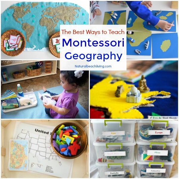 20+ Ways to Teach Montessori Geography Kids Will Love, Montessori Activities, Montessori Geography Shelf, Montessori Preschool, Montessori Toddler, Montessori Curriculum