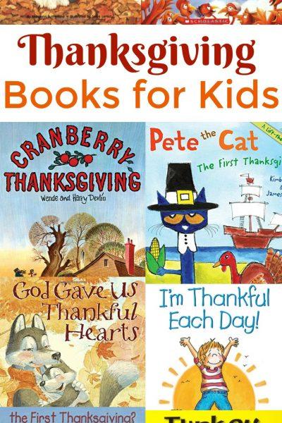 23 Best Thanksgiving Books for Kids