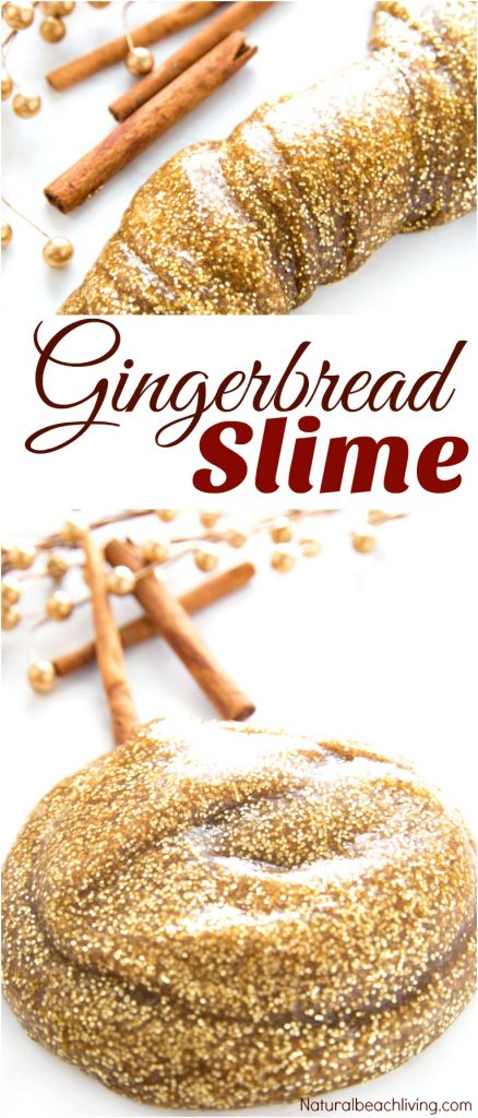 How to Make The Best Gingerbread Slime Recipe