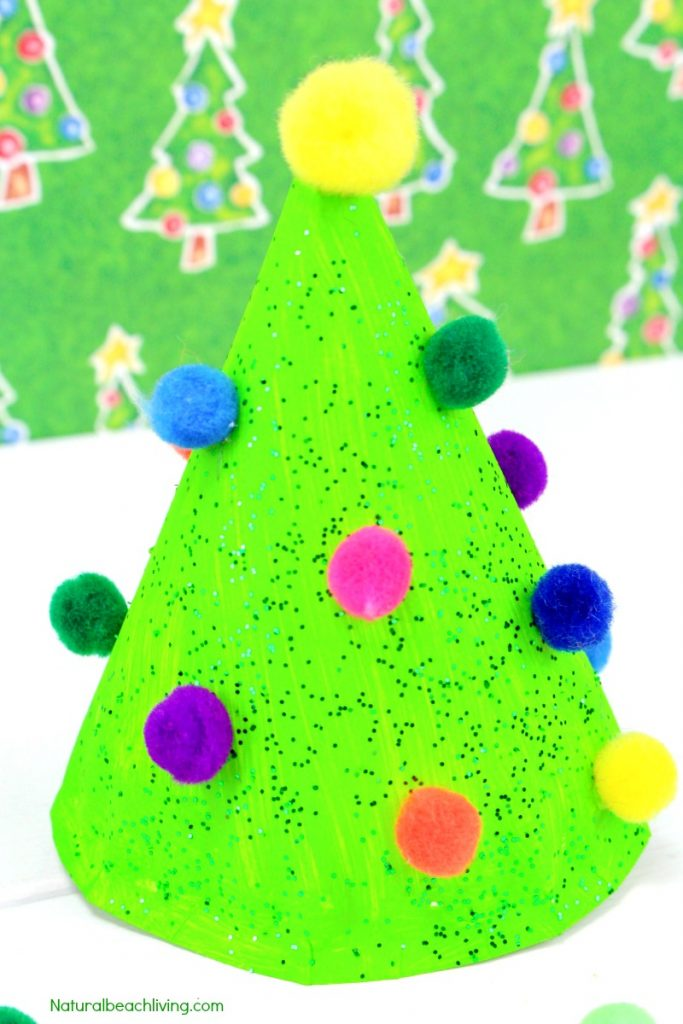 easy paper plate christmas crafts paper plate christmas tree craft paper plate crafts for