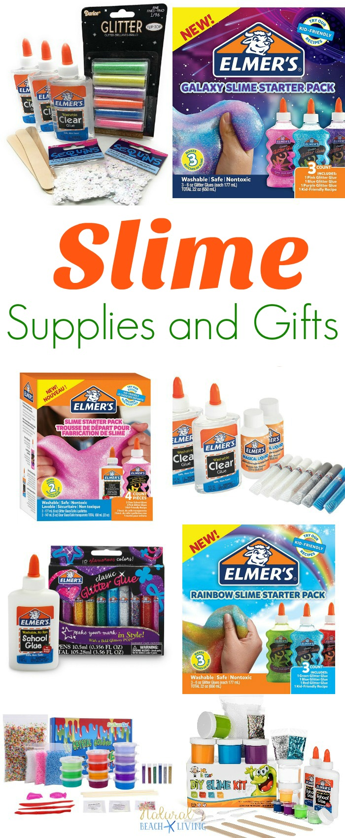 Best Slime Supplies and Slime Gift Ideas
