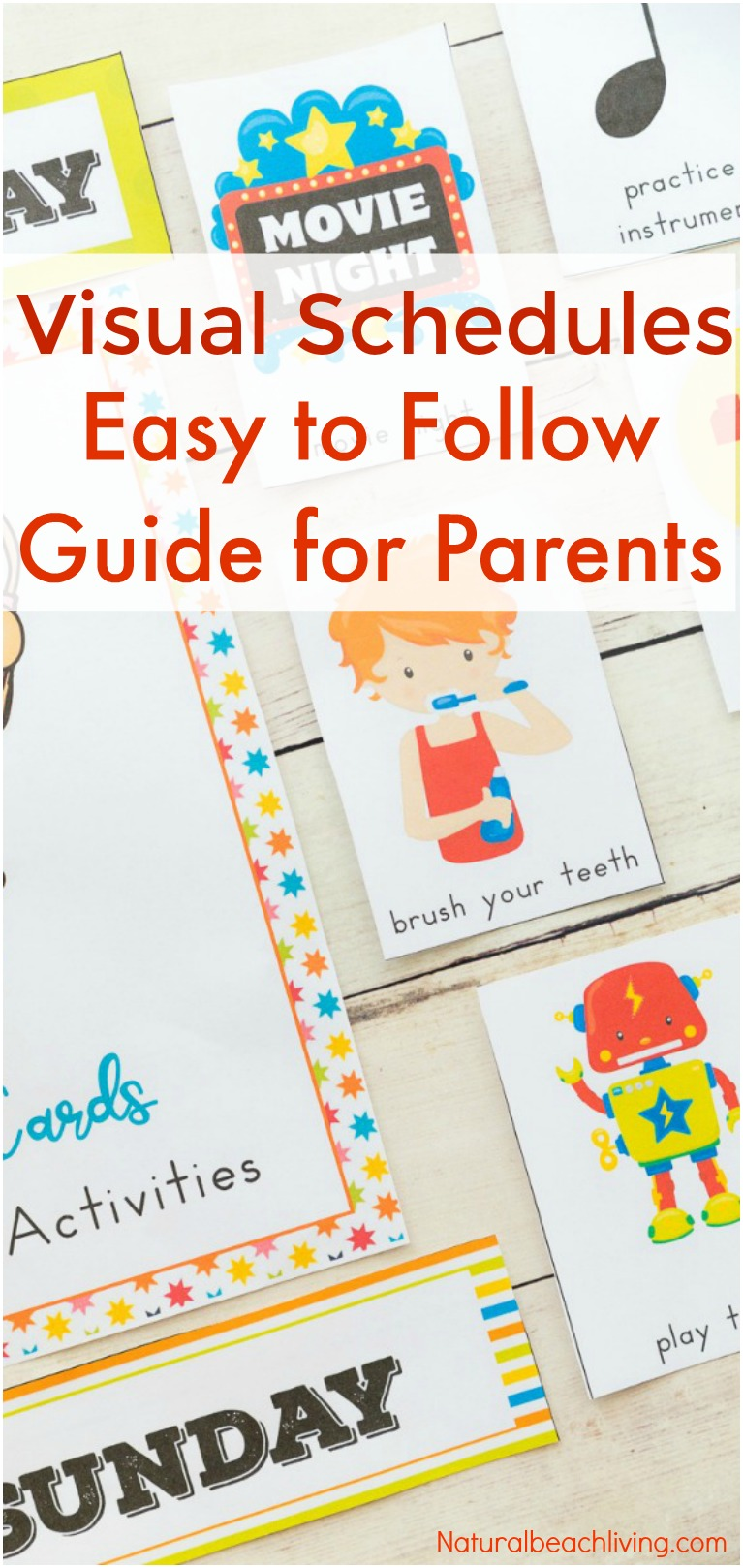 Visual Schedules – The Easy to Follow Guide for Parents