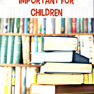 5+ Reasons Why Reading is Important for Children