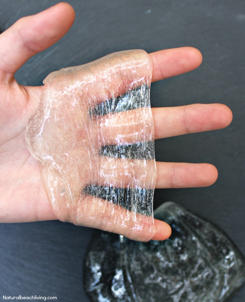 How to make the best clear slime recipe