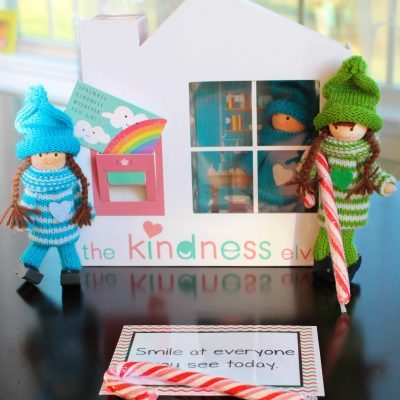 Why the Kindness Elves are a Perfect Alternative to the Elf on the Shelf
