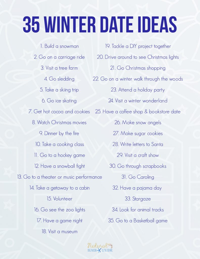 These Romantic Date Night Ideas are great for married couples. A Romantic Date Night Calendar with Creative date night ideas and Date Ideas for Couples for every season. Plus we've shared cheap date night ideas at home that are affordable, simple, and super fun! This Romantic Date Night Ideas Challenge is perfect for you and your significant other. Winter Date Ideas, Date Night Ideas for Married Couples