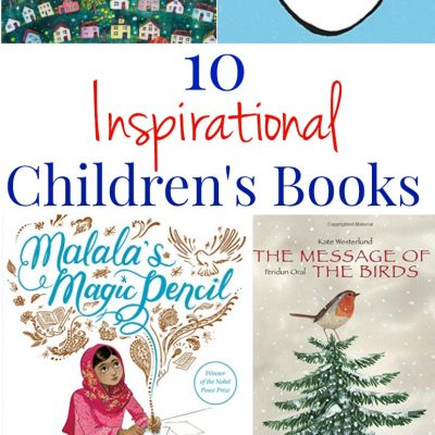 10+ Children's Books That Will Inspire You During Holidays