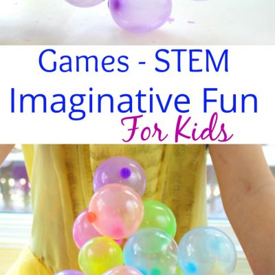 Easy Games, STEM, Imaginative Fun, Ornaments & More with Oonies
