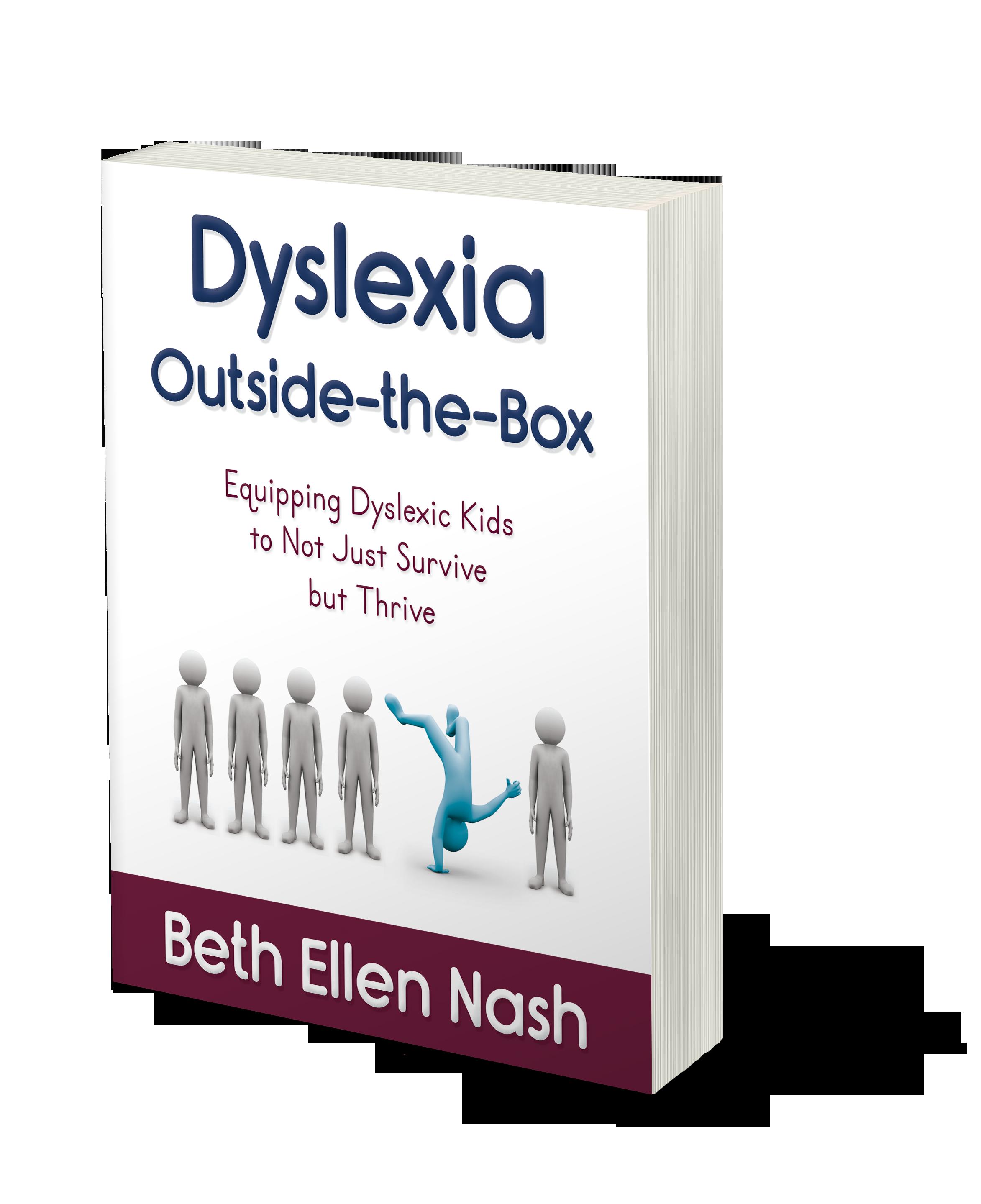 Help Dyslexic Kids Thrive – Dyslexia Outside-the-Box (Giveaway)