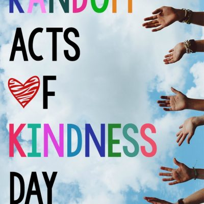 Random Acts of Kindness Day Ideas To Try Right Now