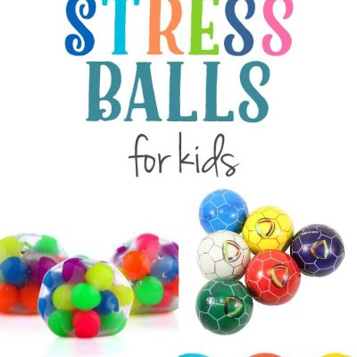 The Best Stress Balls for Kids and Adults