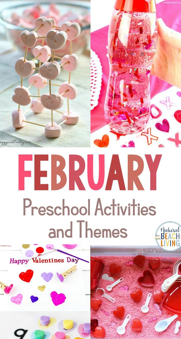 The Best February Preschool Activities and Themes for Preschool, fun Valentine's Day activities, heart crafts, Valentine's Day Science, Looking for Random acts of kindness ideas, groundhog day preschool, This page is full of great Preschool Activities and Preschool themes, February Themes for Kindergarten