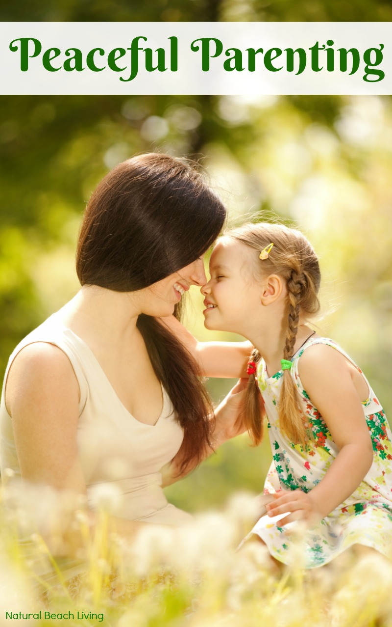 5 Must Read Books on Peaceful Parenting
