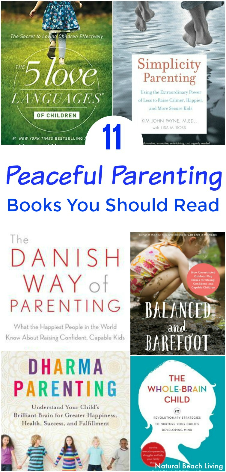 11 Brilliant Peaceful Parenting Books You Want to Read