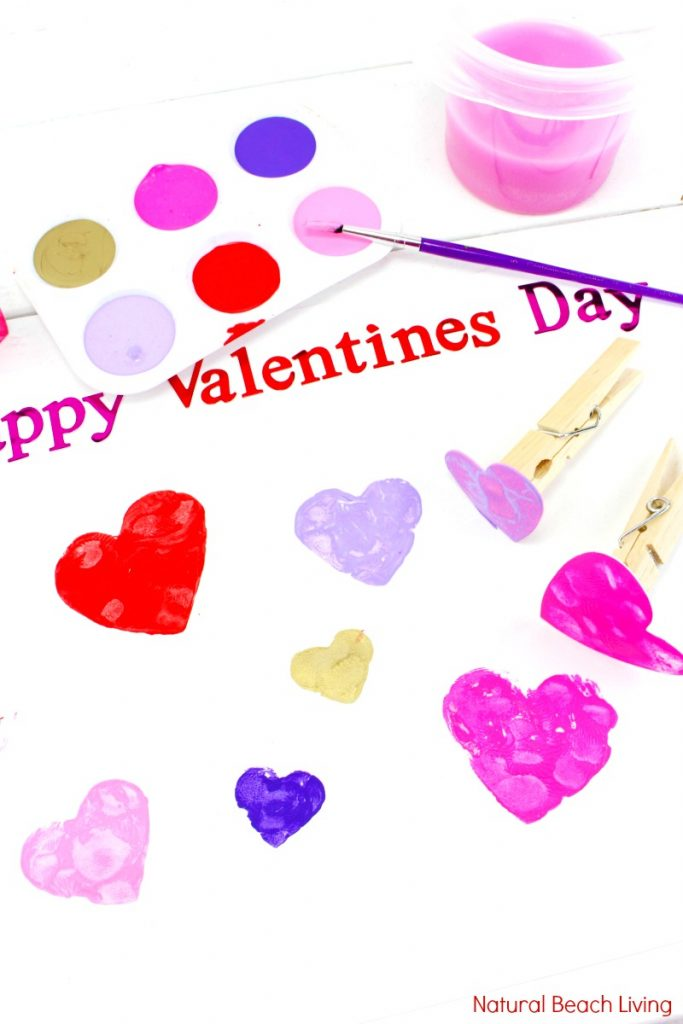 Over 35 Valentines Preschool Crafts and Valentine Day Art Projects for Preschoolers, You'll find super cute red and pink craft ideas for handmade valentines, cute DIY Valentine gifts, heart crafts for the holiday, and lots of simple Valentine projects to help your preschooler with fine motor skills.