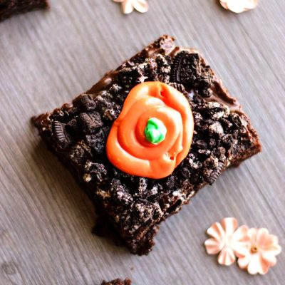 Carrot Garden Brownies – Best Carrot Patch Brownies Recipe