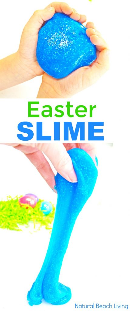 The Best Glitter Easter Slime Recipe, Easy Slime with Contact Solution, Fun Glitter Slime perfect for Easter, Slime Recipe with glue, Slime recipe without Borax, Best Slime Recipe, Homemade Slime, Holiday Slime, Slime Recipes, Sensory Play, Slime Videos, Easter Activities, Non Candy Easter, #Easter #Slime #slimerecipe #slimerecipes #sensoryplay
